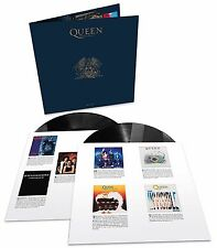 "Queen ""greatest hits II"" 180g heavyweight Vinyl 2LP + MP3 NEU Re-Issue 2016"
