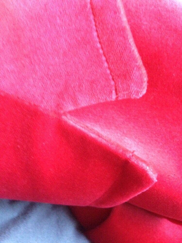 Women's 4 Marshall Field's Red Velvet Blazer - image 4
