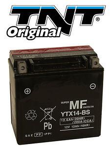 Batterie-YTX14-BS-12V-Moto-Scooter-Quad-12Ah-NEUF-ATX14-BS-FTX14-BS-GTX14-BS