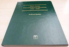 1999-2008 50 States Statehood Quarters Book Holder Folder