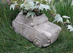 Stone Garden Troughs Stone garden mini car planter vehicle trough pot ebay image is loading stone garden 039 mini 039 car planter vehicle workwithnaturefo