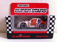 Matchbox Super Stars - Voiture Racing Nascar N° 49 Chevrolet (ltd Ed. - 1/64)