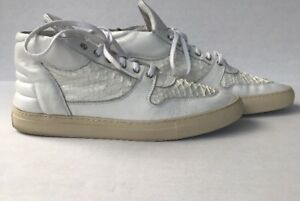 filling-pieces-Mens-Off-White-Python-Print-High-Tops-Sneakers-Size-11-US-EUR-45