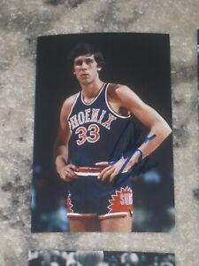 Phoenix Suns ALVAN ADAMS Signed 4x6 Photo NBA AUTOGRAPH