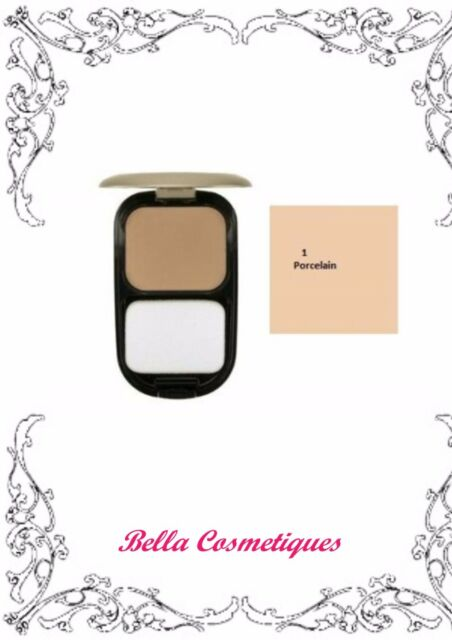 MAX FACTOR FACEFINITY COMPACT FOUNDATION 01 PORCELAIN makeup, face powder
