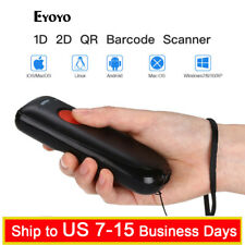 Eyoyo 3 in 1 2.4g Wireless Bluetooth USB Wired 1d Laser Barcode Scanner for Mac for sale online
