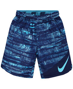 87c8a8bae Nike Dri-FIT Vent Printed Shorts, Toddler Boys Size 12 Months Binary ...