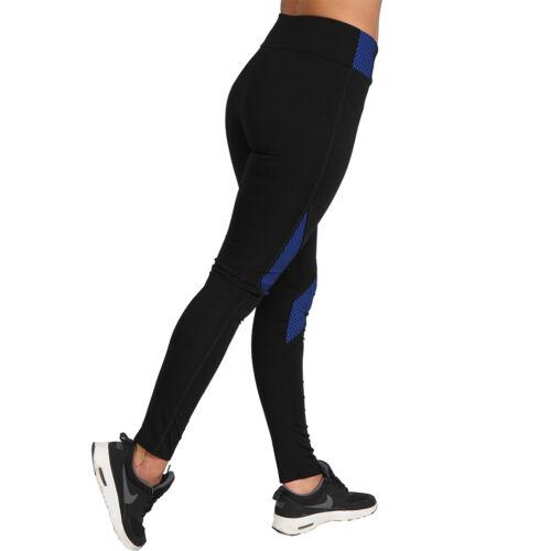 Leggings Yoga Pantaloni Jeggings Tempo Libero Sport High Waist Corsa Pantaloni Treggings rete