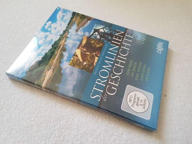 STROMLINIEN der GESCHICHTE,    Readers Digest,  OVP,  siehe die Bilder