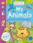 My Animals Activity and Sticker Book by Bloomsbury (Paperback / softback, 2015)