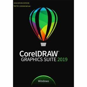 CorelDRAW 2019 for Windows Graphics Suite Illustration Windows 7,8,9,10 2
