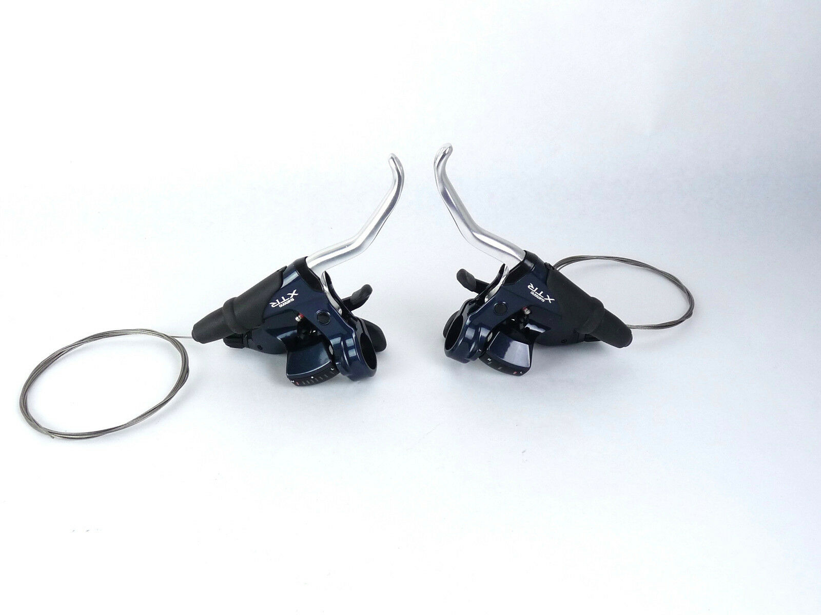Shimano XTR M910 Shifters Rapidfire Brake Levers Vintage  MTB Bike 8 speed NOS  support wholesale retail