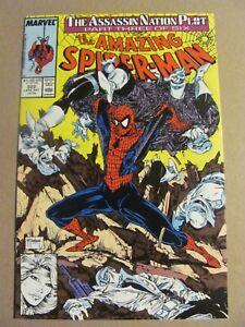 Amazing-Spider-Man-322-Marvel-Comics-1963-Series-Todd-McFarlane-9-2-Near-Mint