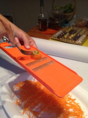 carottes Courgettes 1 x Fine Bande de coupe Australian Made bonne un an de garantie