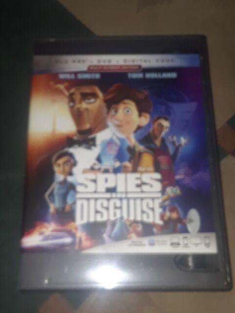 Espías en Disfraz (DVD, 2020) DVD sólo