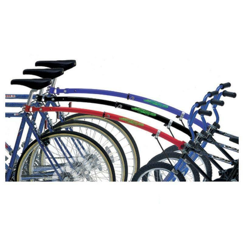 Trail Gator Telescopic Bicycle Tow Bar, TrailGator, Trail-Gator, Red