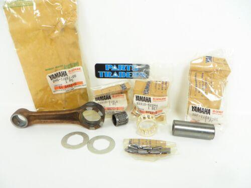 NOS Genuine Yamaha Connecting Rod Assembly Kit YZ125 1986 1987 1988 2HG-11650-00