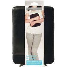 Belkin 10 inch Netbook Laptop Tablet Sleeve Black - Fits Apple iPad (80-8215)
