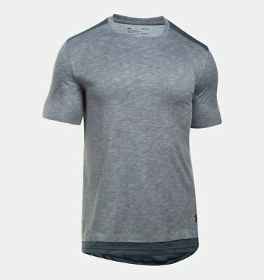 Under Armour Mens SS The Layered Tee Under Armour Apparel 1303703