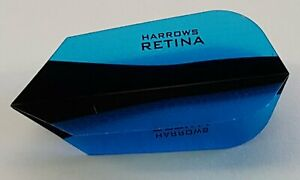 Harrows Retina X Dark Blue Slim Dart Flights