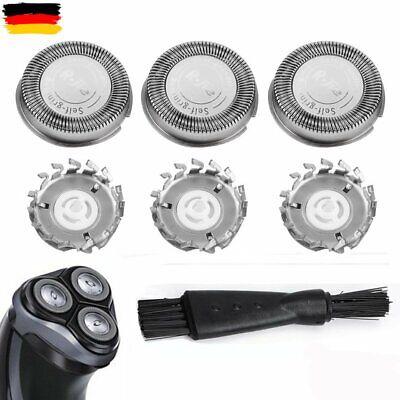 3 Stück Ersatz Scherkopf Rasierklingen für Philips HQ30 HQ40