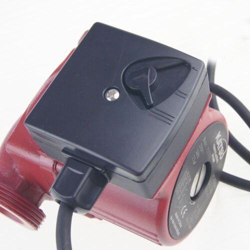 KATSU ® 151711 Central Heating Hot Water Circulation Circulating Pump Free P/&P