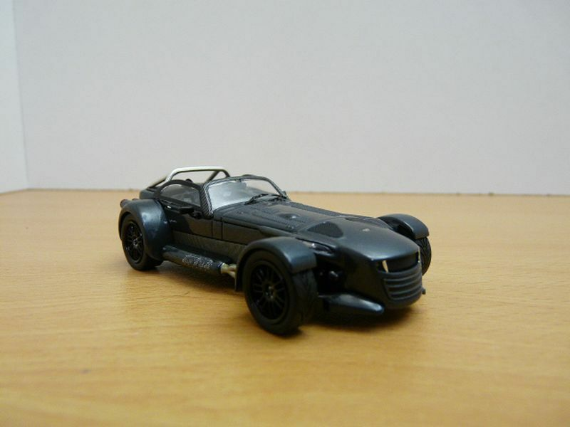 saludable Donkervoort d8 gto gto gto gris 1 43  alta calidad