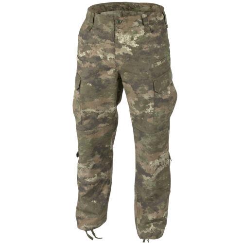 Helikon CPU Trousers Polycotton Mens Camo Combat Tactical Pants Legion Forest