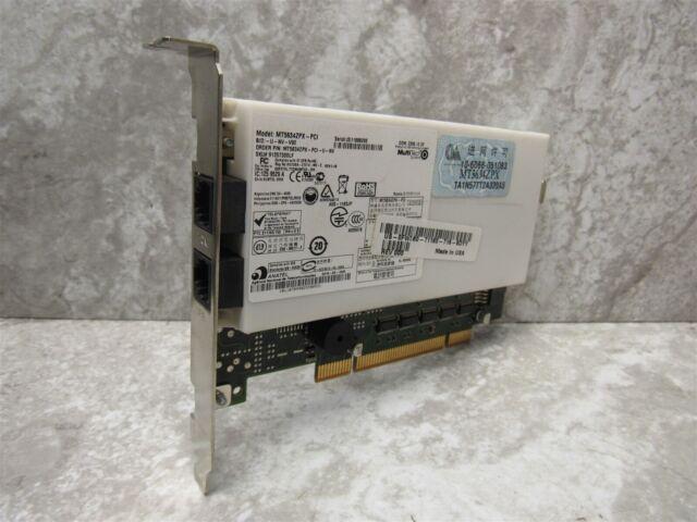 Multi-Tech MT5634ZPX-PCI-U-NV-V92 56Kbps Data//Fax Modem no Voice New USA Stock