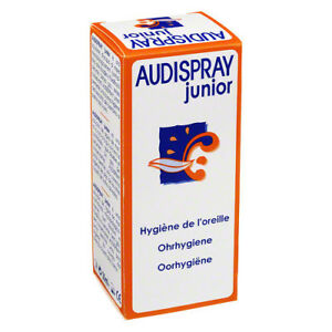AUDISPRAY Junior Ohrenspray 25ml PZN 02778181