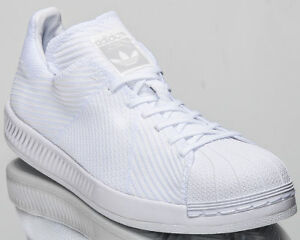0b952c04d468 Image is loading Adidas-Originals-Superstar-Bounce-Primeknit-men-039-s-