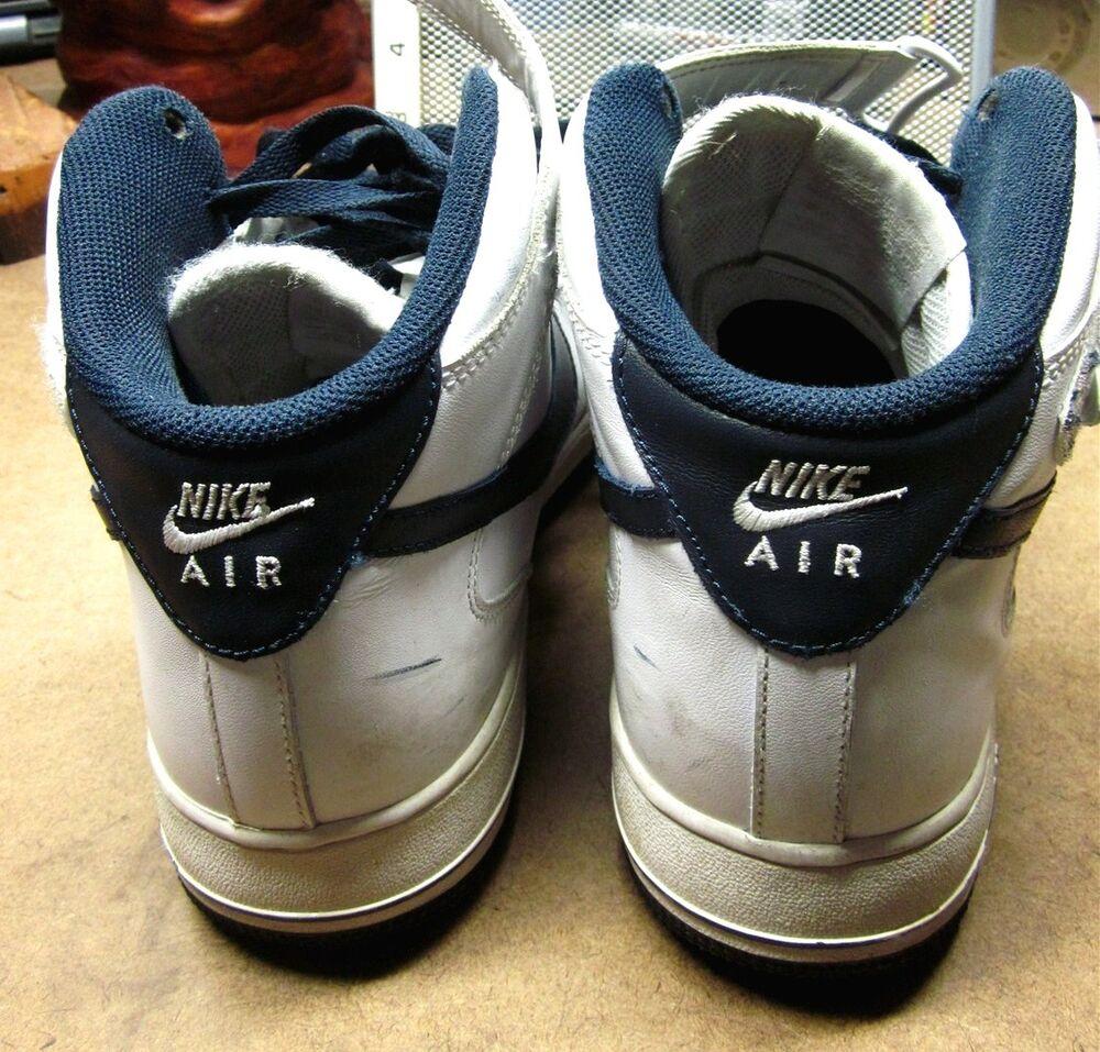 NIKE AIR FORCE sport 1 blanc tennis chaussures 2011  Chaussures de sport FORCE pour hommes et femmes 054334
