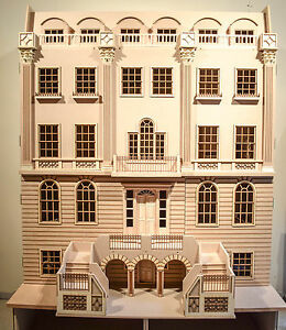 1-12-scale-Dolls-House-The-Buckingham-Grand-House-16-room-Dolls-House-kit