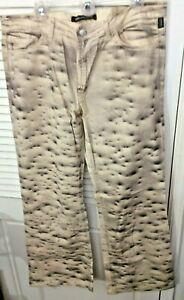 Versace Jeans Para Hombre Talla 40 54 Pantalones Tan Autentico Versace Ebay