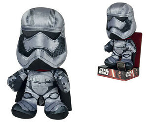 Star Wars VII The Force Awakens Captain Phasma Plush Peluche 25 cm. SIMBA TOYS