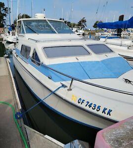 1984 Skipjack 25' Cruiser - California