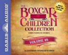 The Boxcar Children Collection Volume 46 (Library Edition): The Mystery of the Grinning Gargoyle, the Mystery of the Missing Pop Idol, the Mystery of the Stolen Dinosaur Bones by Gertrude Chandler Warner (CD-Audio, 2016)