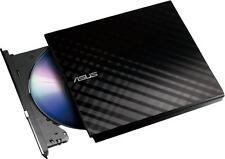 Asus - SDRW-08D2S-ULITE/BLK/G/AS - Lite 8x Slimline USB 2.0 Dvd Writer, Black