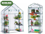 Heritage-Garden-PVC-Greenhouse-Walk-In-amp-4-Tier-Plant-Shelter-Grow-House-Outdoor thumbnail 1