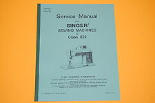 Complete Service Manual on CD in PDF Format, for Singer Class 629 Sewing Machine