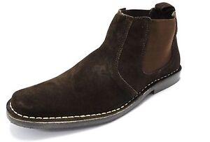 Roamers Brown Classic Mod,Ska, Retro Desert Dealer Chelsea Boots