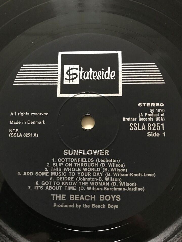 LP, The Beach Boys
