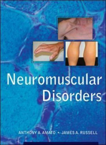 Neuromuscular Disorders By James A. Russell And Anthony Amato 2008, Hardcover  - $65.00