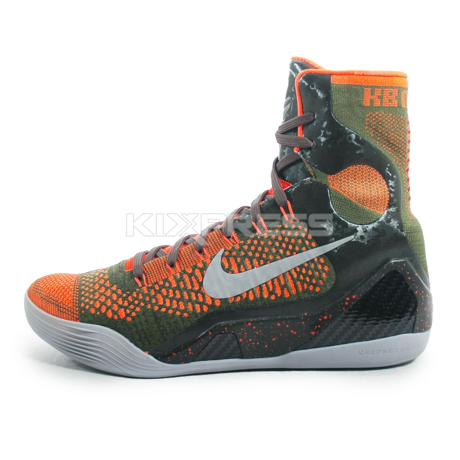 c1e97eace1b2 80%OFF Nike Kobe IX Elite XDR  641714-303  Basketball Strategy Sequoia