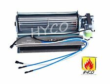 Vicool Replacement Fireplace Fan Blower and Heating Element for... Free Shipping