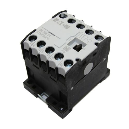 01-24VAC Contactor 3 polos auxiliar contactos NC NO 24VAC 8.8 A x3 Ali