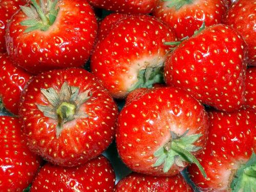 Garden fruit Temptation seeds Strawberry