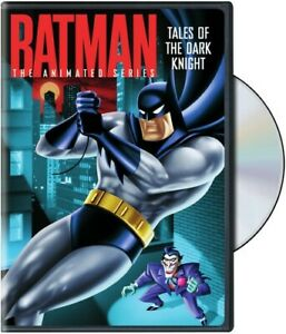 Batman-The-Animated-Series-Tales-of-the-Dark-Knight-New-DVD-Full-F