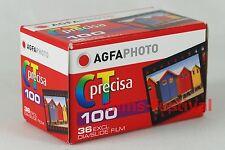 3 rolls Agfa CT precisa 100 Color Slide Film 35mm 36exp 135-36 Agfaphoto