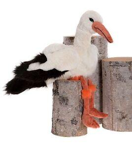 Charlie Bears Big Bird Stork Ca.   50cm de long